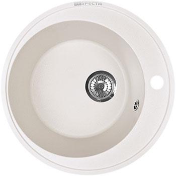 Кухонная мойка Respecta Sfera RS-45 белый камень RS45.105