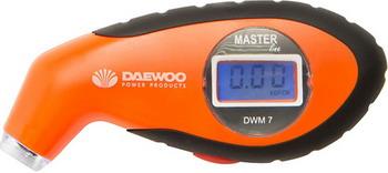 Манометр цифровой Daewoo Power Products DWM 7