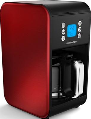 Кофеварка Morphy Richards Accents Red 162009EE
