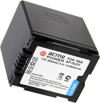Аккумулятор AcmePower AP-DU21