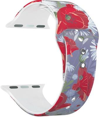 Ремешок для часов Lyambda для Apple Watch 42/44 mm ALYA DS-APF06-44-12 ремешок для часов lyambda для apple watch 42 44 mm alya ds apf06 44 4