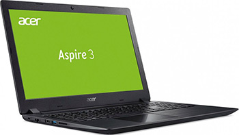 Ноутбук ACER Aspire A315-21-63RY NX.GNVER.109 черный ноутбук acer aspire e5 532 p928 1600 мгц 2 гб 500 гб dvd±rw dl