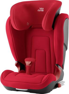Автокресло Britax Roemer KIDFIX2 R Fire Red Trendline 2000031434 автокресло britax roemer kid ii black series fire red trendline 2000030853