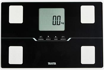 цена на Весы напольные TANITA BC-401 черный