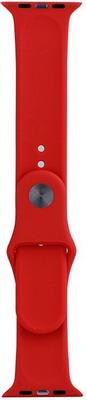 Ремешок для часов Eva для Apple Watch 42mm Красный (AWA001R) цена и фото
