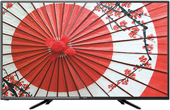 LED телевизор Akai LEA-39D102M Черный led телевизор akai lea 39k48p
