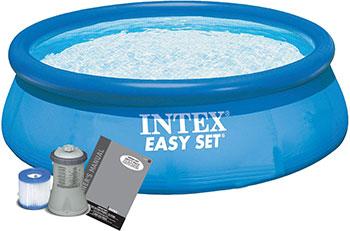 Надувной бассейн Intex Изи сет 396х84 см 28142NP