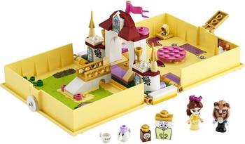 Конструктор Lego Disney Princess Книга сказочных приключений Белль 43177