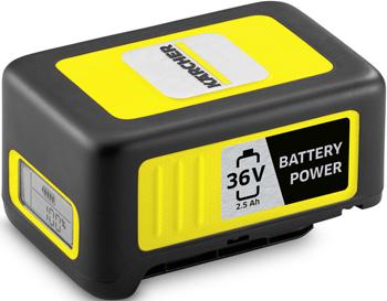 Аккумулятор Karcher Battery Power 36/25 24450300 аккумулятор зарядное устройство karcher starter kit battery power 36 25 2 445 064