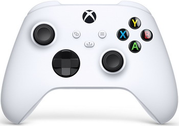 Фото - Беспроводной геймпад Microsoft Xbox Series (Next Gen) БЕЛЫЙ (QAS-00002) геймпад rainbo xbox one wireless controller khl series салават юлаев