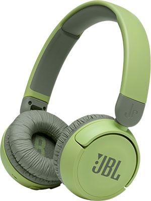 Накладные наушники JBL JR310BT GRN