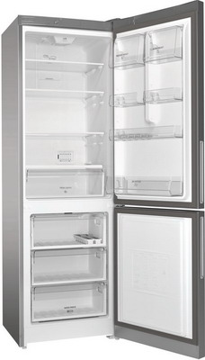 лучшая цена Двухкамерный холодильник Hotpoint-Ariston HF 4180 S