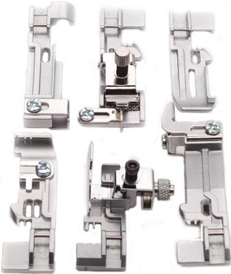 Набор лапок Merrylock для 5-тиниточного оверлока стол для швейной машины и оверлока комфорт 1qlw
