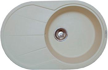 Кухонная мойка LAVA E.3 (CREMA)