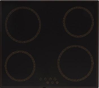 Встраиваемая электрическая варочная панель Simfer H 60 D 14 O 011 встраиваемая газовая варочная панель simfer h 60 n 40 w 412