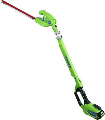 Кусторез Greenworks 40 V G-max G 40 PH 51 без аккумулятора и зарядного устройства 22147 T