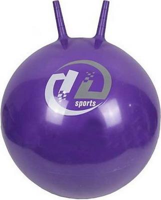Мяч-попрыгунчик Z-sports BB-004-65 мяч попрыгун z sports с рожками 65 см