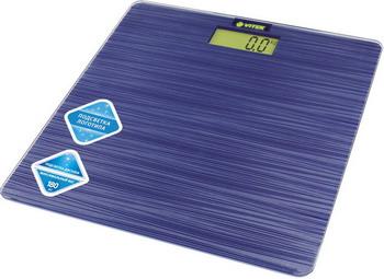 Весы напольные Vitek VT-8062 1987 vt весы напольные vitekмаксимальный вес 180 кг 100г с функцией диагностика 8 в 1