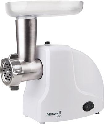 Мясорубка Maxwell MW-1263 мясорубка maxwell mw 1263 w 1800 вт