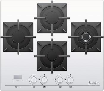 Встраиваемая газовая варочная панель GEFEST ПВГ 2231-03 К32