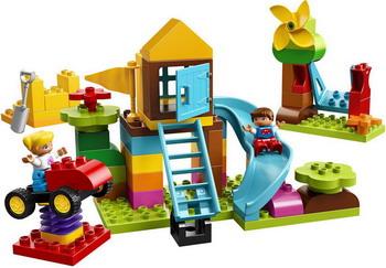 Конструктор Lego DUPLO My First: Большая игровая площадка DUPLO My First 10864