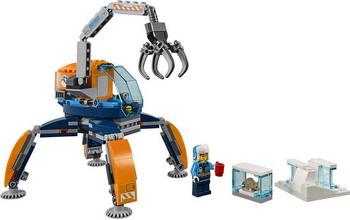 Конструктор Lego City Arctic Expedition: Арктический вездеход 60192 lego city 60192 лего сити арктический вездеход