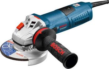 Угловая шлифовальная машина (болгарка) Bosch GWS 13-125 CIE 06017940 R2 ушм болгарка bosch gws 13 125 cie 0 601 794 0r2