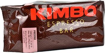 цена на Кофе зерновой KIMBO PRESTIGE 1 кг