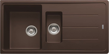 Кухонная мойка FRANKE BFG 651 3 5'' стоп.-в шоколад