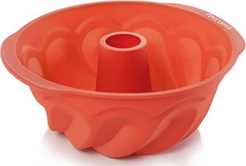 Форма для кекса Tescoma DELICIA SiliconPRIME 629412 форма для выпечки metaltex разборная со вставкой для кекса 22 06 13 черный диаметр 24 см