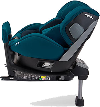 Автокресло Recaro Salia гр. 0/1 расцветка Select Teal Green 00089025410050