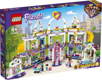 Конструктор Lego FRIENDS ''Торговый центр Хартлейк Сити''