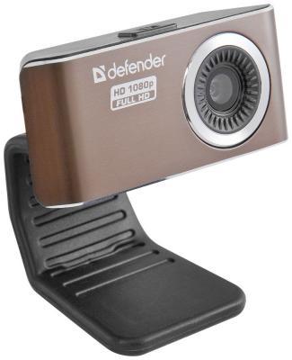 Web-камера для компьютеров Defender G-Iens 2693 FullHD 1080 p 2 МП 63693 blue bans bluelover камера компьютер рабочий стол видео высокой четкости встроенный микрофон s1 красный