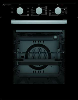 Встраиваемый электрический духовой шкаф Schaub Lorenz SLB ES 4610 black