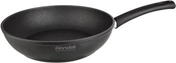 Сковорода Rondell RDA-597 Mustang сковорода глубокая rondell mustang rda 597 24х6см