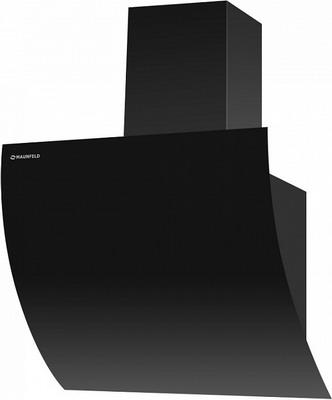 лучшая цена Вытяжка MAUNFELD SKY STAR PUSH 90 черное стекло