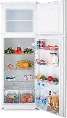 Двухкамерный холодильник Artel HD 316 FN белый