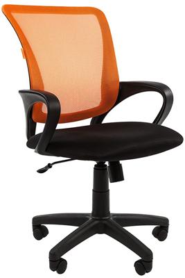 Кресло Chairman 969 оранжевый фото