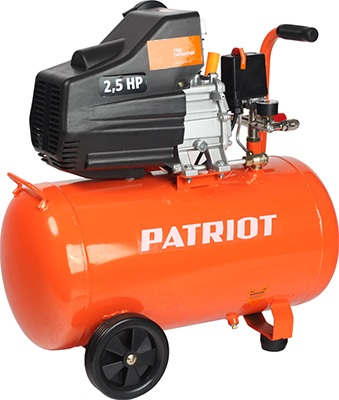 Компрессор Patriot EURO 50/260 525306367 воздушный компрессор patriot euro 50 260