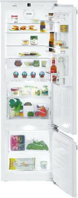 Встраиваемый двухкамерный холодильник Liebherr ICBP 3266-21 цена и фото