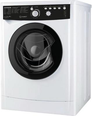 Стиральная машина Indesit EWSB 5085 BK CIS