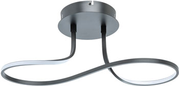 Люстра подвесная DeMarkt Аурих 496018001 240*0 1W LED 220 V цена