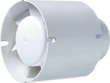 цена на Канальный вентилятор BLAUBERG Tubo 100 белый