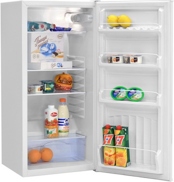 Однокамерный холодильник NordFrost ДХ 508 012 белый холодильник nord дх 404 012 белый