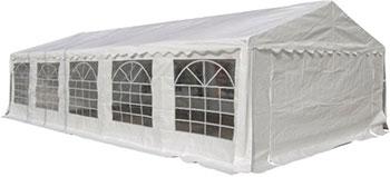 Шатер-павильон Афина AFM-1029 W White (5х10) садовый шатер afm 1013a