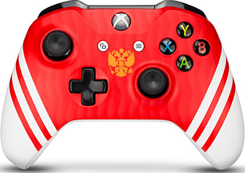 цена на Геймпад Microsoft Xbox One «Сборная России»