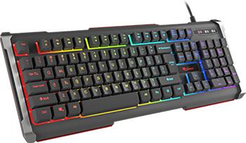 Клавиатура Genesis RHOD 400 RU LAYOUT WITH BACKLIGHT цена
