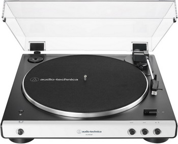 Проигрыватель виниловых дисков Audio-Technica AT-LP 60 XBTWH