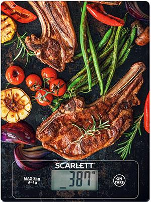 лучшая цена Кухонные весы Scarlett SC-KS57P39 гриль