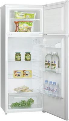 лучшая цена Двухкамерный холодильник HISENSE RT-267D4AW1